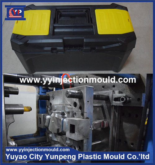 plastic work-box injection moulding