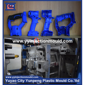 China High Quality Injection Plastic Electric Drill Mould