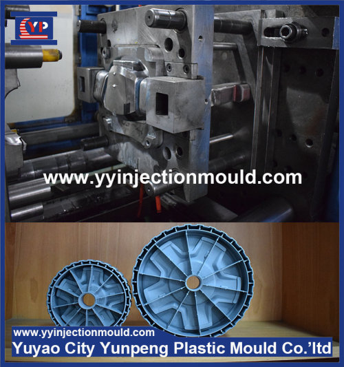 heat sink shell injection mold tooling manufacture