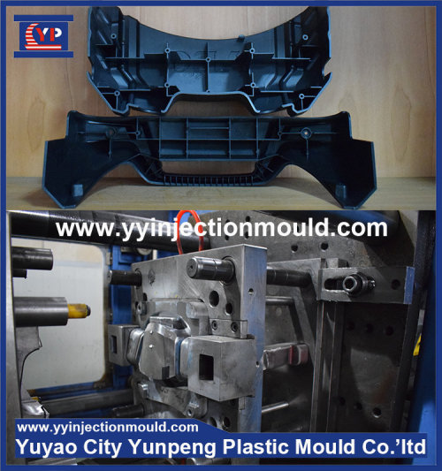 Complex Combined PC Plastic ABS Injection Molding Moulds Mold Making Factory
