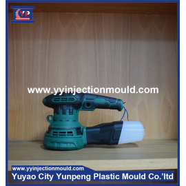 Rubber PE Plastic Parts Injection Molding For Devices LKM Injection Mould Making