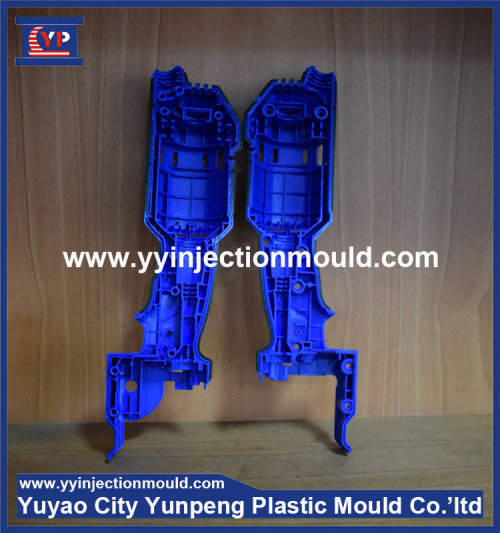 Plastic ABS material shell injection mould tooling