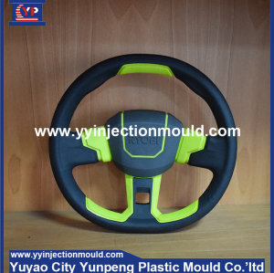 Car steering wheel plastic mold injection factory
