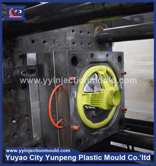 One Cavity Toy Car Steering Wheel Plastic Injection Mould Making