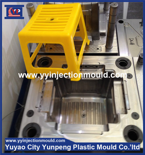 plastic chair mould/stool mould making/plastic injection mould manufacturer (from Tea)