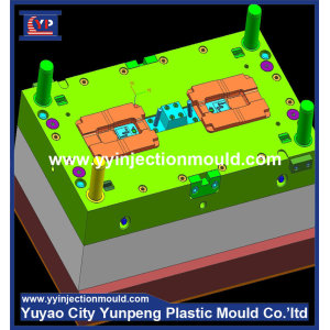 Professional precision injection plastic mold for phone case (From Cherry)