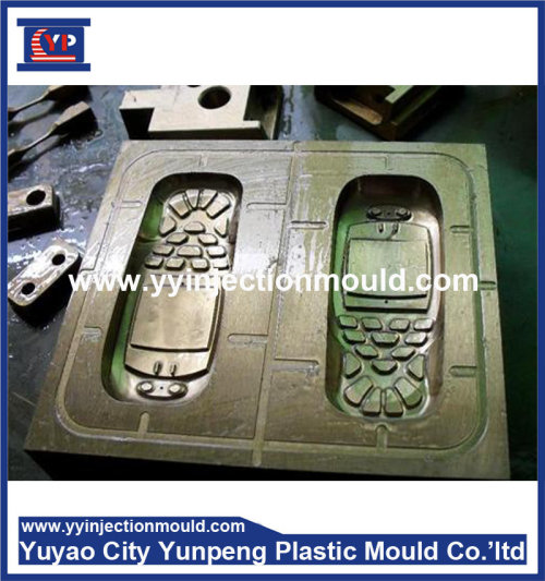 Custom plastic injection mold for mobile phone case cover (From Cherry)