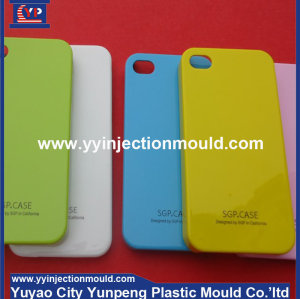 OEM plastic mobile phone case injection molding plastic mold supplier (From Cherry)