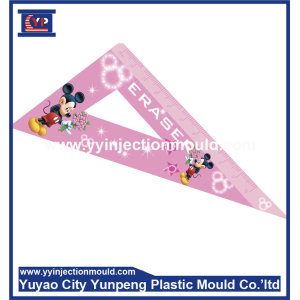 Durable 30cm School Transparent Plastic Ruler Injection Mould  (From Cherry)