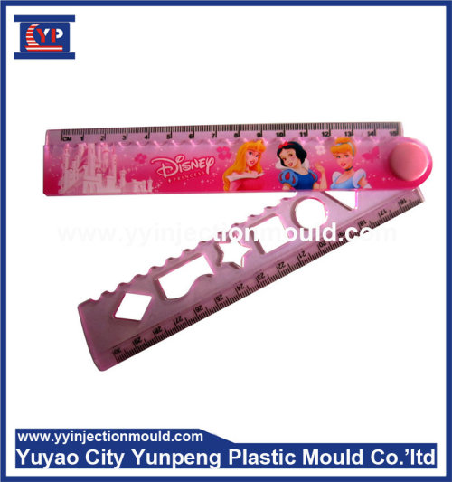 Attractive Price New Type Plastic Ruler Injection Mould (From Cherry)