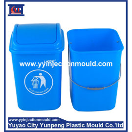 plastic injection dumpster mould (from Tea)