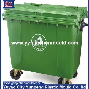 OEM custom plastic dumpster mould manufacturer (from Tea)