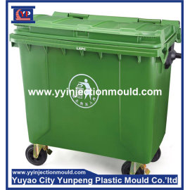 OEM custom plastic dumpster mould manufacturer (from Tea)