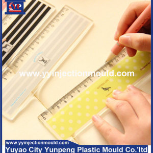 cheap plastic school office stationery ruler set mould (From Cherry)