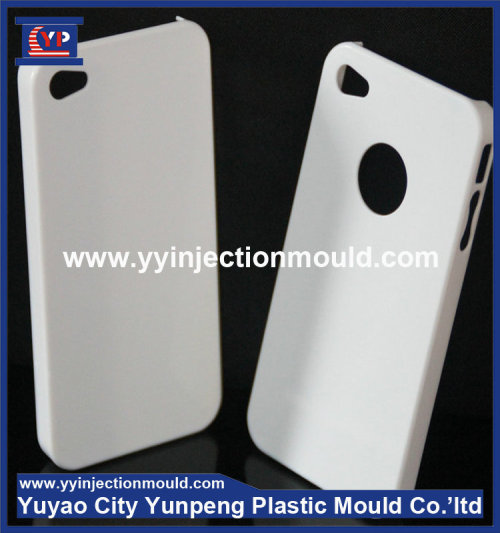 Professional high quality mobile phone iphone case plastic injection mould making (from Tea)