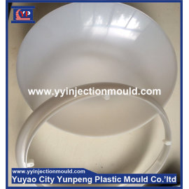 China OEM Plastic injection Lamps Shell Mould/Plastic Injection Car Lights shell Mold (from Tea)