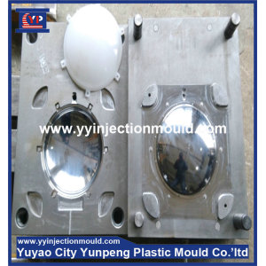 Custom Plastic tooling for Traffic light cover/case/shell injection mould (from Tea)