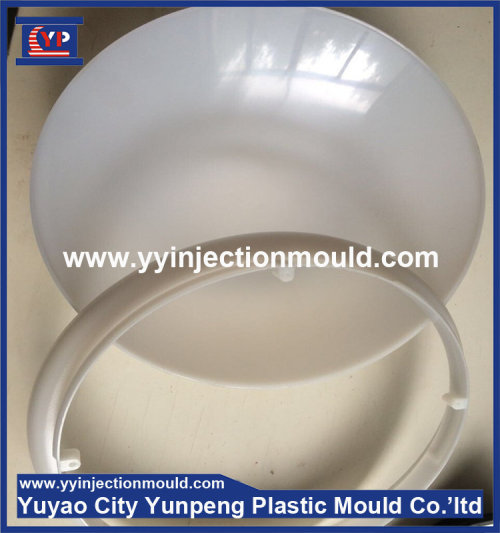 Excellent quality manufacture aluminum light shell mold (from Tea)