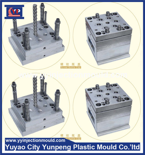 Chinese OEM plastic injection cap mold (From Cherry)