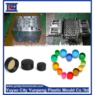 cheap plastic injection mould/shampoo cap mould/plastic caps mould  (From Cherry)