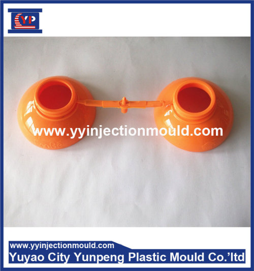 Water Bottle Plastic Injection Flip Top Cap Mould for Sale  (From Cherry)