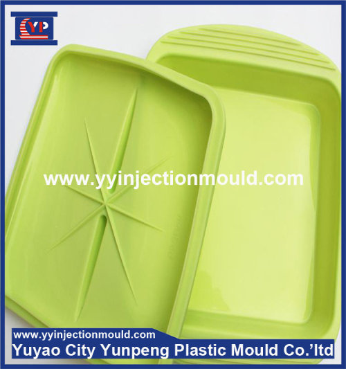 Custom Dish Plastic Injection Mould (from Tea)