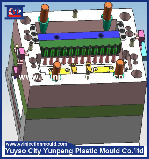 Series of stationery pen plastic shell Plastic Injection Molding Plant, China  (From Cherry)