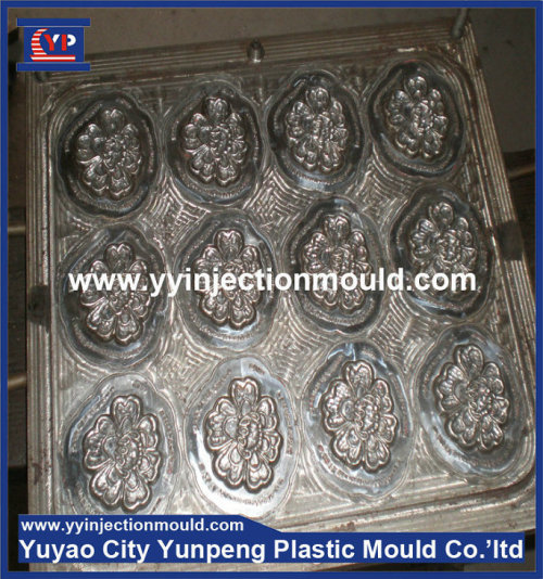Custom food grade square silicone cupcake mould (from Tea)