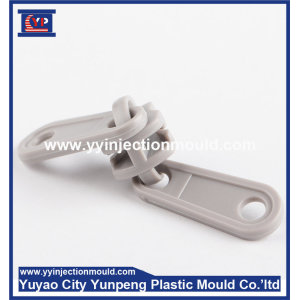 Outdoor Windbreaker Convenient Pull Injection PVC Silicon Zipper Puller Mold Design  (From Cherry)