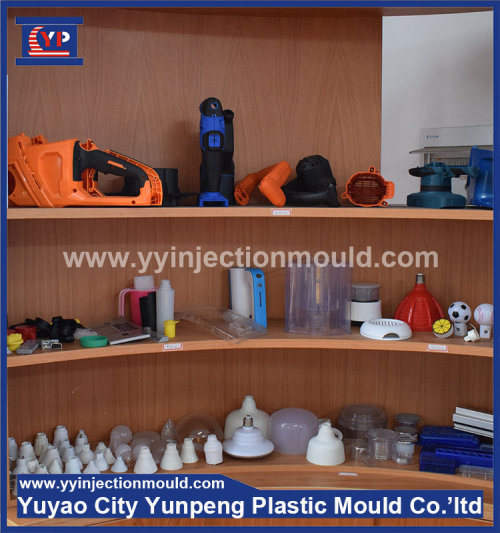 Chinese plastic injection mold making manufacture for medical equipment plastic part