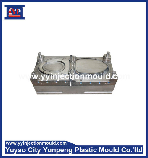 Plastic toilet lid injection mould plastic toilet seat cover moulding  (From Cherry)