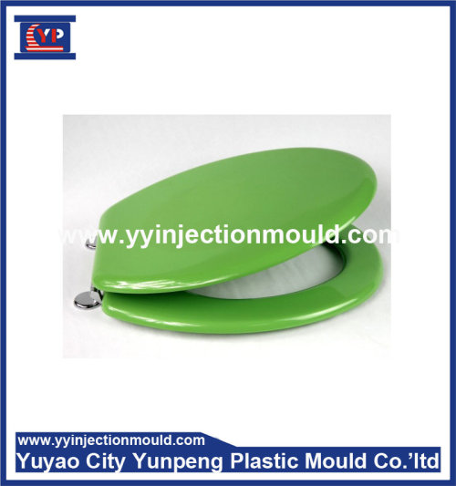 Fully automatic plastic injection toilet seat cover lid mould for plastic toilet seat cover lid,plastic baby toilet (From Cherry)