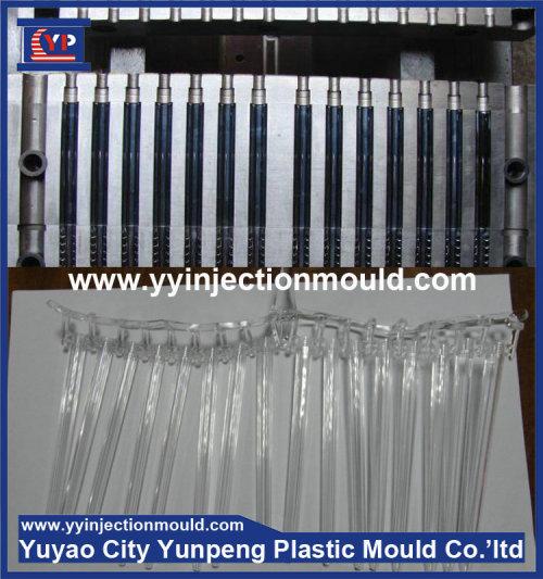 Plastic pen barrel empty barrel /promotion plastic ball pen from injection plastic mould factory (from Tea)
