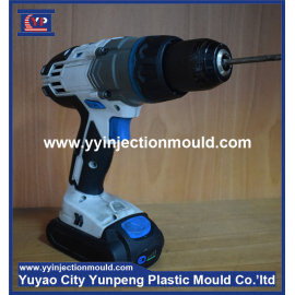 Plastic electric drill case mould