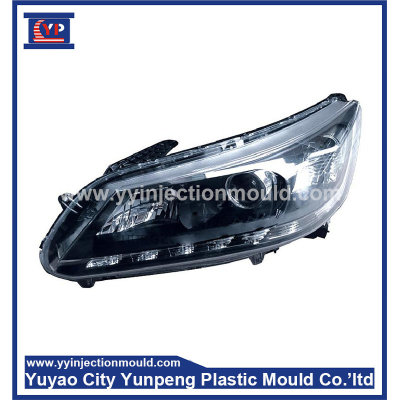 OEM Plastic injection Auto Lamps Shell Mould/Plastic Injection Car Lights shell Mold/Auto Lamp