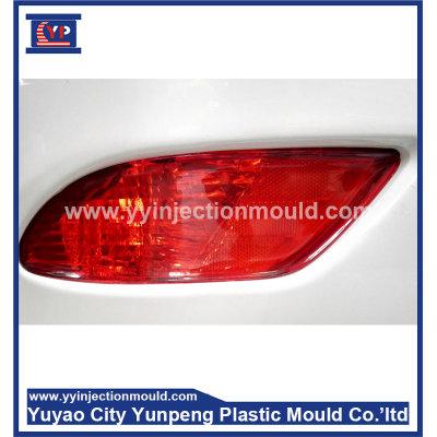 plastic injection hot runner car light headlight lamp mould/mold/molding