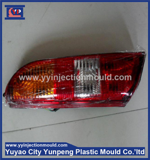Plastic car light cover mold/security car lamp mold