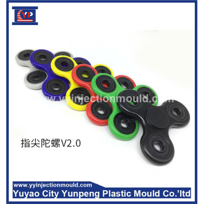 2017 Fidget Toys Finger Spinner Fidget Spinner ABS plastic mold and moldings