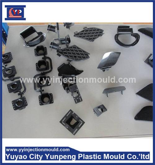 Molded plastic molded auto parts