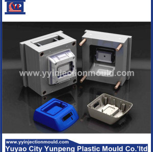 Molded plastic molded auto parts