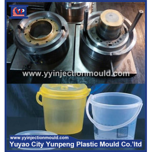 1L injection plastic transparent water bucket mold/mould