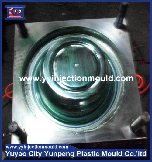 Custom footbath plastic injection mould manufacturer (from Tea)