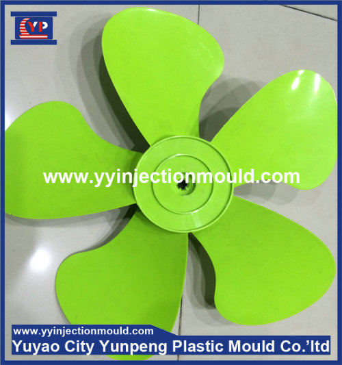 OEM&ODM plastic fan injection mould customize mold making (from Tea)