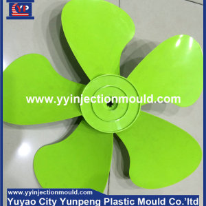 Customize Injection plastic fans mould (from Tea)