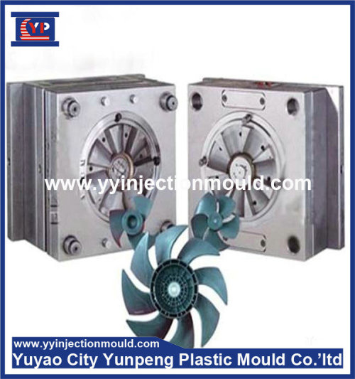 design make Plastic fan spare parts plastic injection moulding (from Tea)