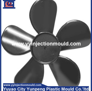 Wholesale plastic fan blade/ fan cover injection mould/molds for injection molding (from Tea)