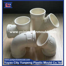 Custom make High quality injection mold for pp pipe tube mold manufacturer   (From Cherry)