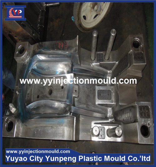 transparent plastic injection mold tooling decorate box mould (from Tea)