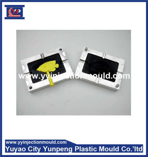 Custom manufacturing plastic injection mold maker  (From Cherry)