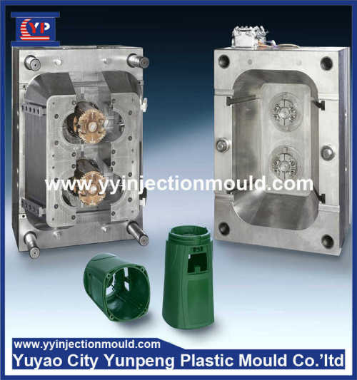 Brand mould base Custom Plastic mold maker Injection Molded Spare Parts For Electrolic Products  (From Cherry)
